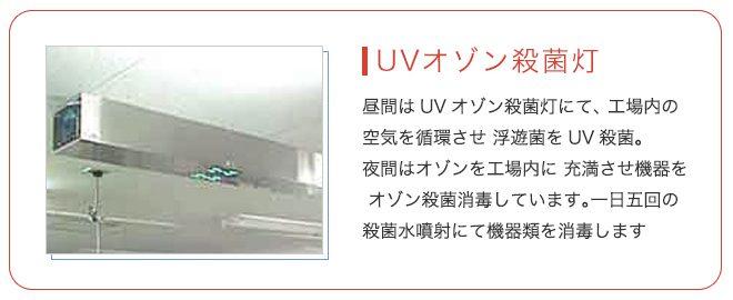 UVオゾン殺菌灯